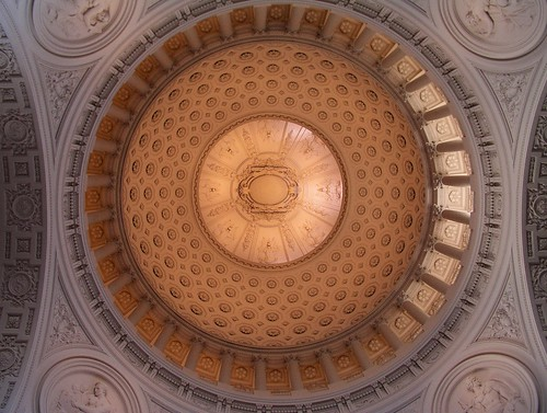 city hall rotunda