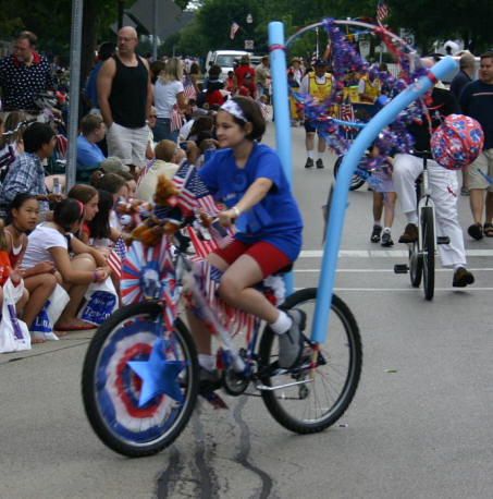 28896792 for Bike decorating ideas