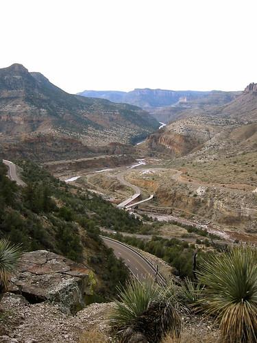 Salt Creek Canyon, AZ