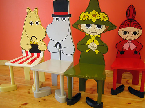 Moomin Chairs Explore Hfb S Photos On Flickr Hfb Has