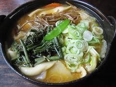 mi rebus(0.0), butajiru(0.0), kalguksu(0.0), udon(0.0), noodle(1.0), bãºn bã² huế(1.0), lamian(1.0), okinawa soba(1.0), noodle soup(1.0), soto ayam(1.0), food(1.0), dish(1.0), haejangguk(1.0), laksa(1.0), soup(1.0), cuisine(1.0), nabemono(1.0),