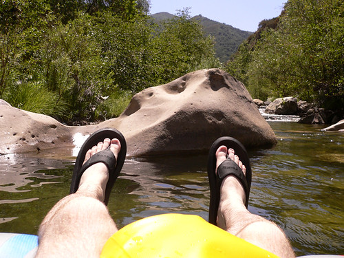 arroyoseco california river tubing buzzandersen water rock