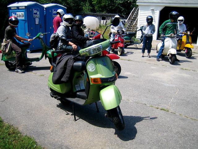 Rhode Island Scooter Club