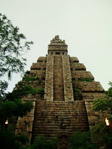 aztec temple flickr photo sharing