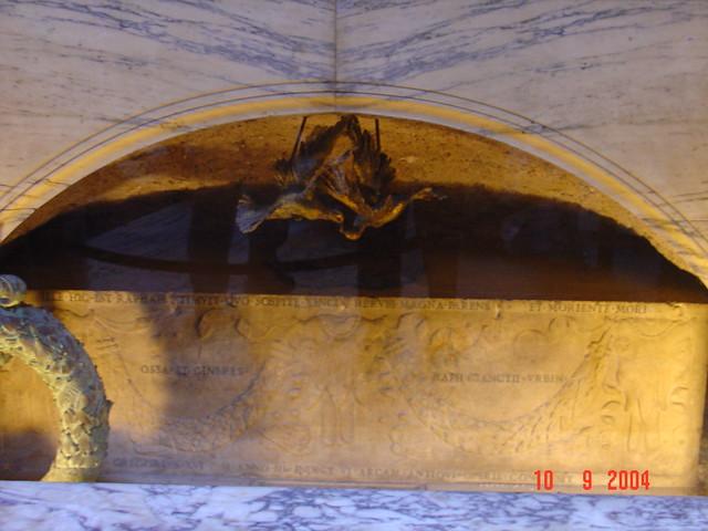 3. Santi's Tomb
