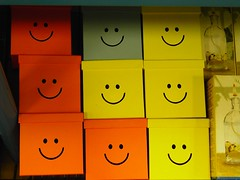 yellow, smiley, illustration,