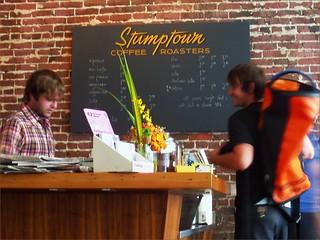 Stumptown: Serious Coffee in Portland