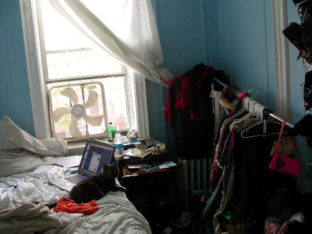 Messy Apartment Bedroom Flickr Photo Sharing