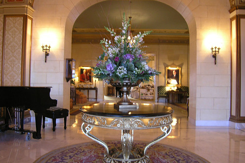 Broadmoor Lobby Interior