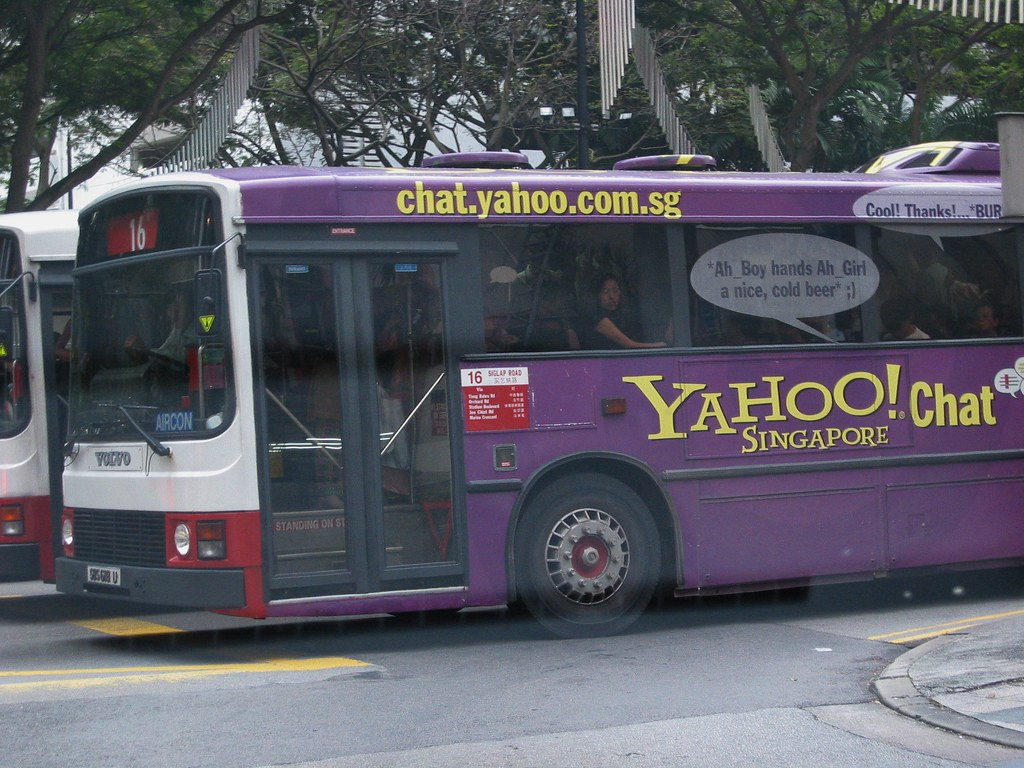 Yahoo! Singapore Chat