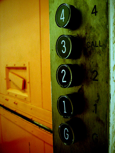 Back Up Camera >> elevator buttons | old lift! | jaded one | Flickr