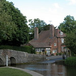 The ford on Eynsford