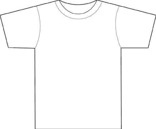 Blank white shirt for Blank tee shirts com