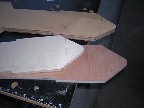 r2d2 leg template - victor 39 s r2d2 building diary more leg cuts