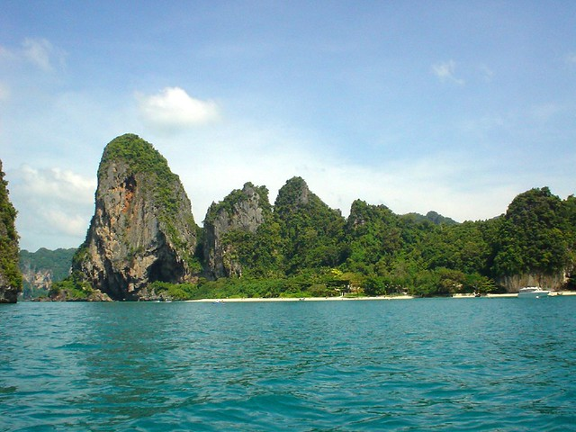 Thailand's Beautiful Railay Peninsula