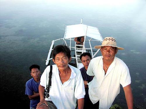 Filipino Boatmen