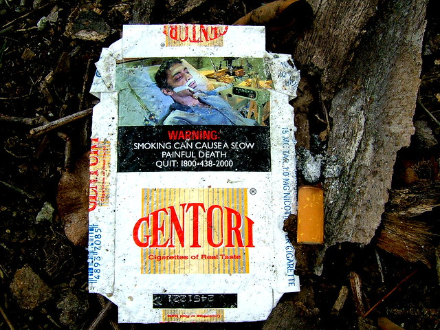 cigarette pack, Fujifilm FinePix F420