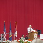 James Carville Delivers the Convocation Address