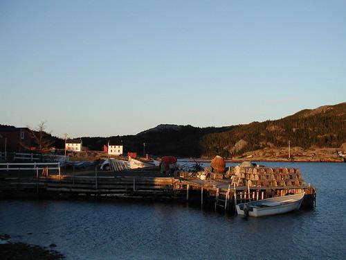 sunset newfoundland geotagged eastport atlanticcanada outport eastportpeninsula geolat48688765 geolon53650671