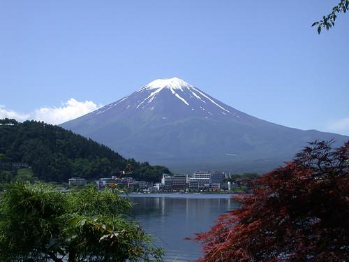 Red, Green, Fuji