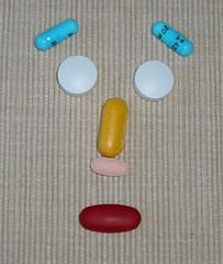 Depression medication, Goofing Around