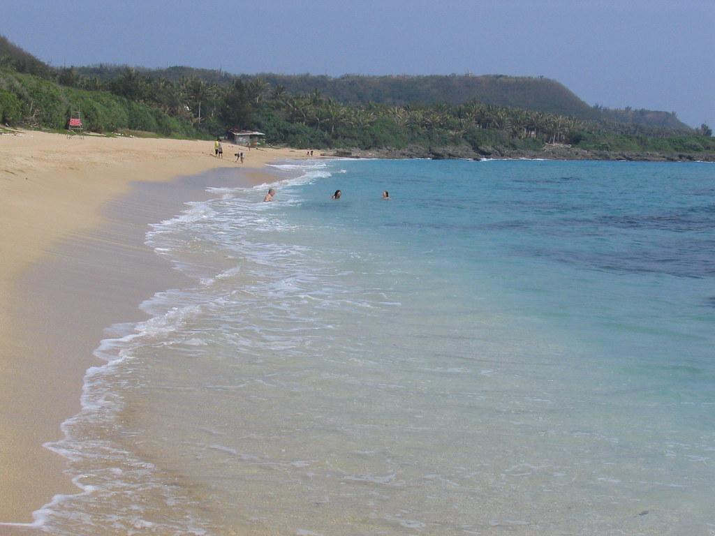 пляж Baisha