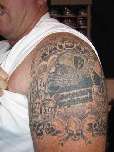 Raider tattoos tattoo lawas for Raider nation tattoos
