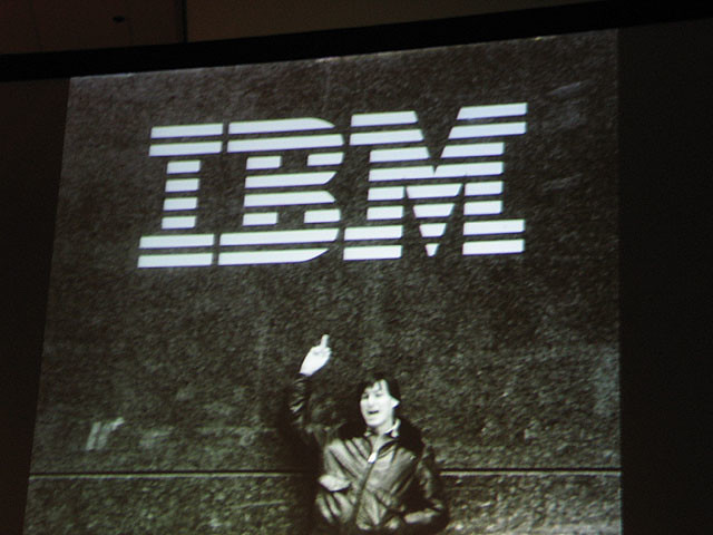 IBM 走向賈伯斯的預言:不重視產品開發、過度流程化,最終變成養老院