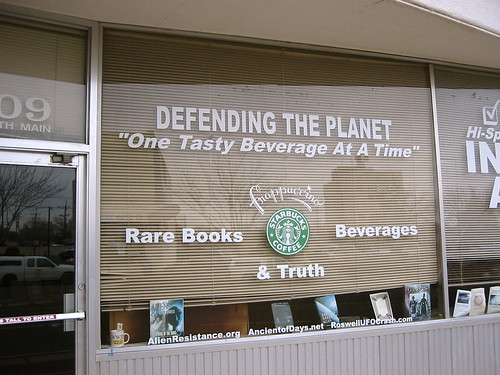 Defending the Planet w/coffee