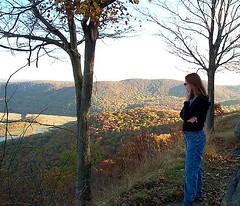 Bear Mountain in October