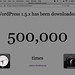 WordPress .5M