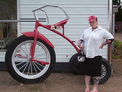 Tricycle Built for DEATH
