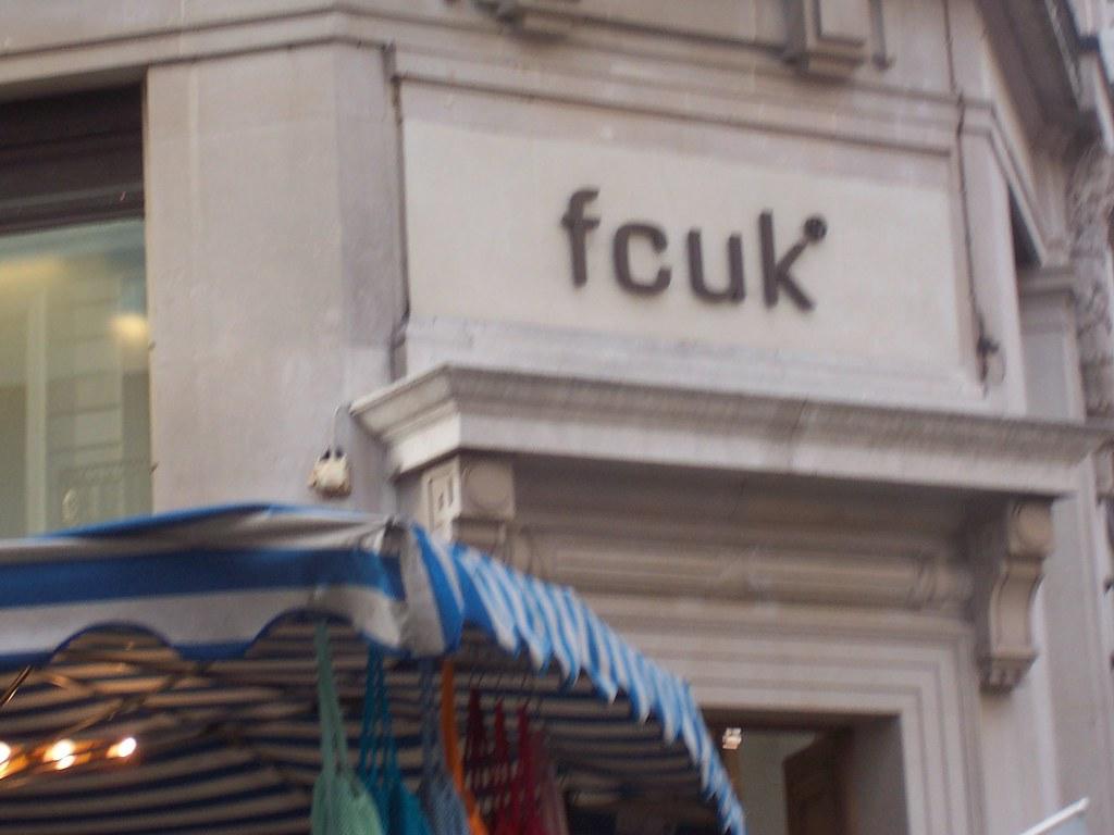 fcuk off