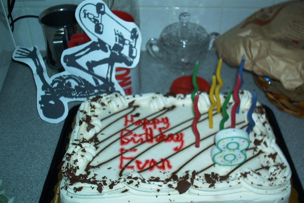 Donavan Birthday Cake