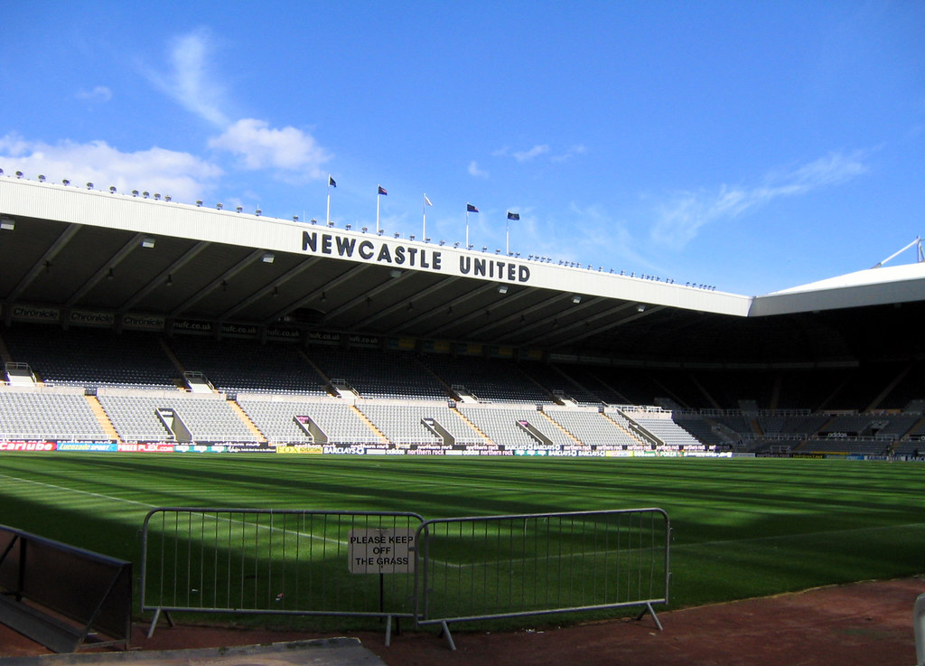 St James' Park - East Stand
