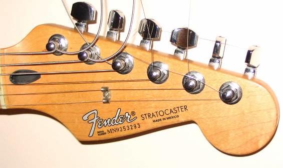 Photo:My Stratocaster By benn