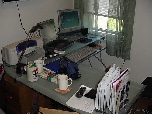My New Home Office