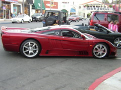 race car, automobile, vehicle, saleen s7, automotive design, mclaren f1, land vehicle, luxury vehicle, supercar, sports car,
