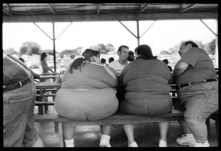 Four Fat People Fireman Carnival Webster Jeff Denton Flickr
