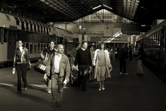 Paris, gare d'Austerliz