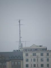 Yagi & Microwave Tower