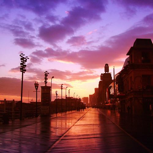 city sunset topf25 silhouette 1025fav newjersey topv999 100v10f atlanticcity boardwalk topi p1f1