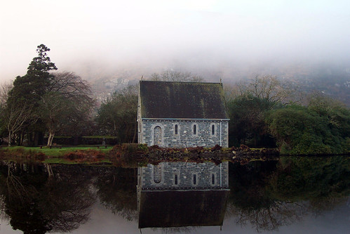 Gougane Barra Reflection