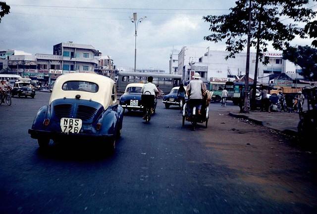 SAIGON 1965-66 - Ngã Bảy