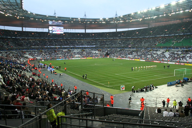 Stade de france finale de la coupe de la ligue flickr photo sharing - Stade de france coupe de la ligue ...
