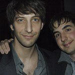 Jay Adelson and Kevin Rose