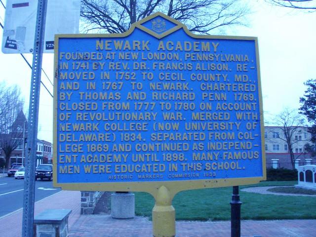 Header of Newark Academy