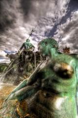 neptunbrunnen - berlin