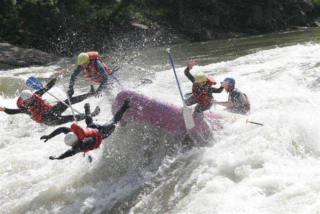 West Virginia White Water Rafting 34
