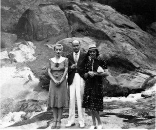 North Cheyenne Canyon, Colorado, 1930's